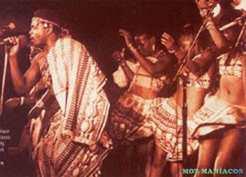 Biografia de Wazimbo