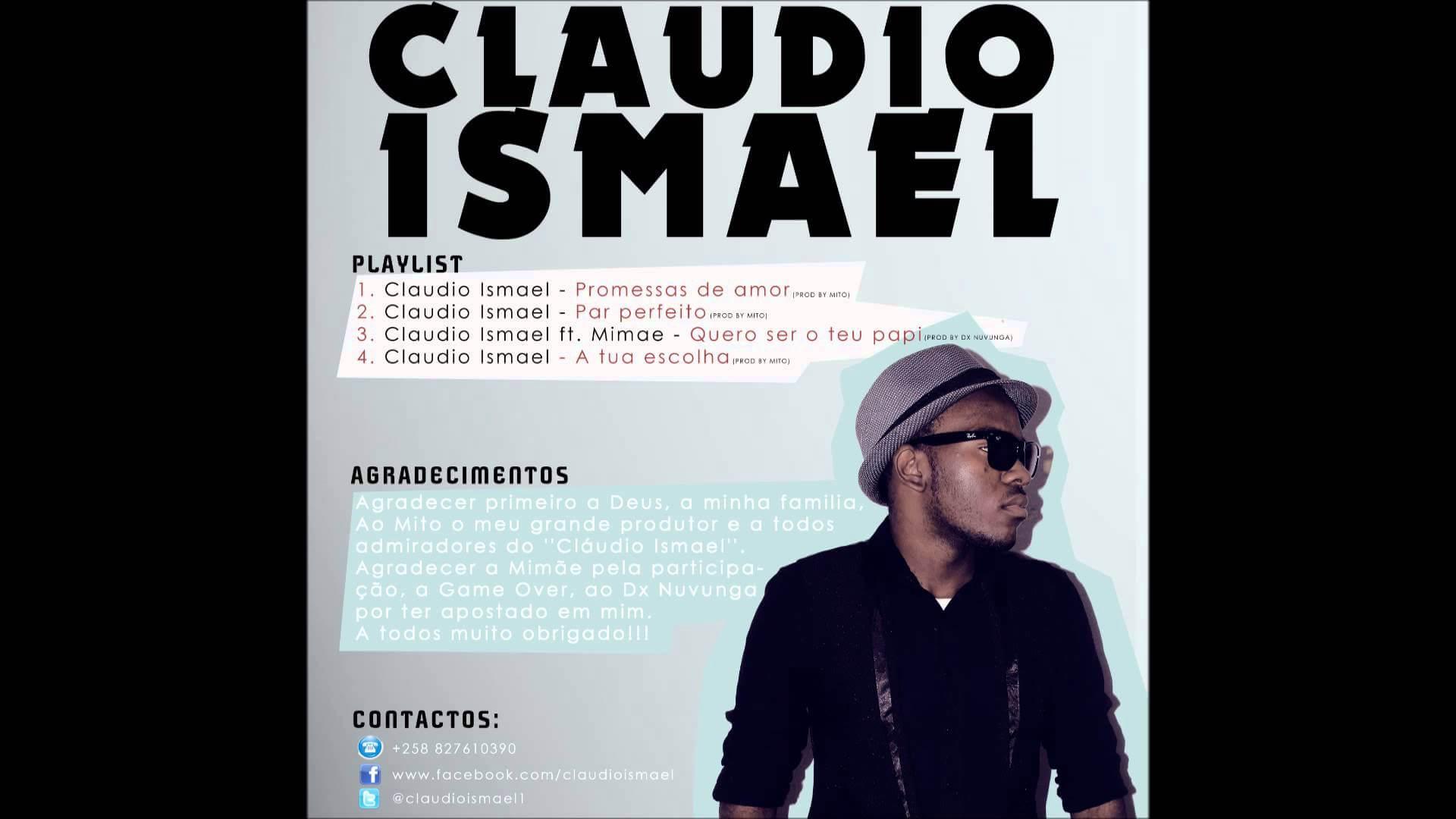 Promessas de Amor – Cláudio Ismael