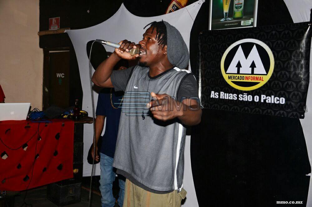 Falta de energia eléctrica matreca show do rapper Alkaponi