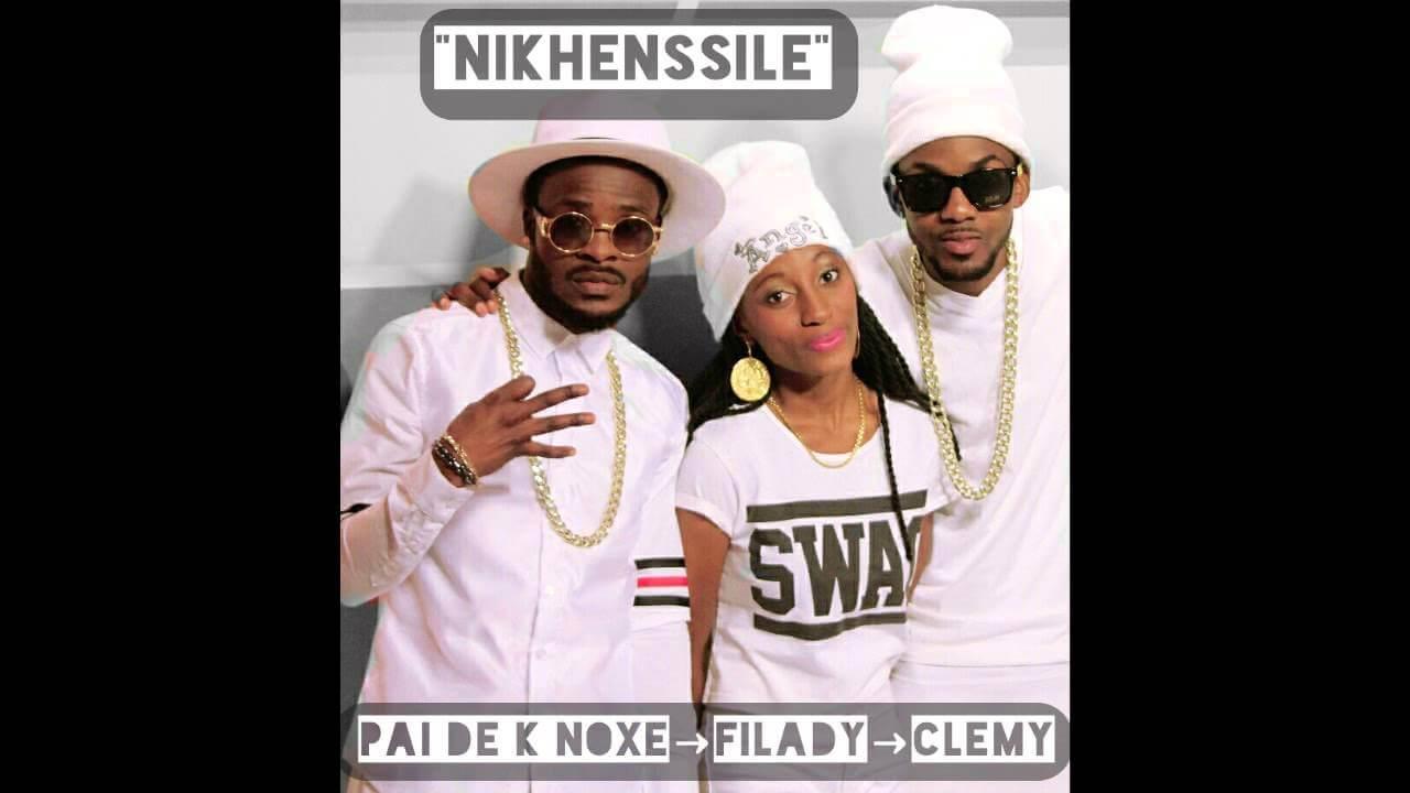 Nikhenssile – Filady e Clemy Com Pai de K Noxe