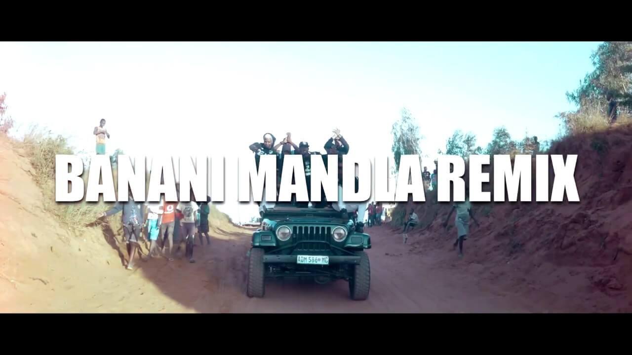 Banani Mandla(Remix) -2 Hustler Com Gamboa, Tsotsi, Kadabra, Filady, Rui Michel & Dj Angel